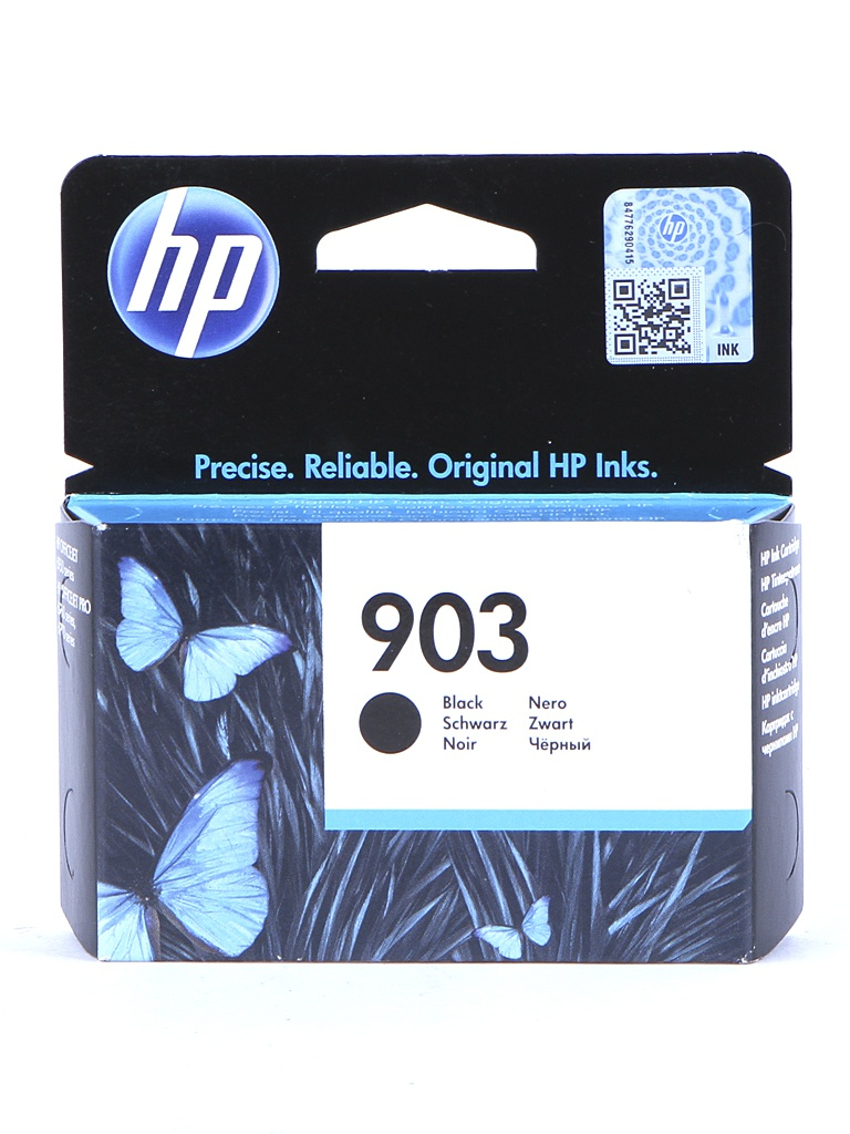 Картридж HP 903 T6L99AE Black