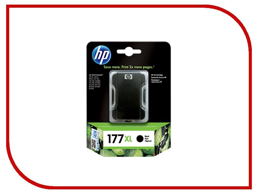 Картридж HP 177 C8719HE Black