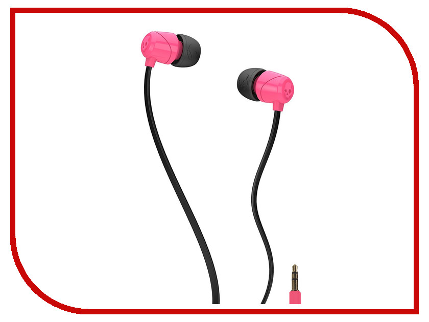 Skullcandy JIB Pink S2DUDZ-040 skullcandy jib in ear w o mic s2dudz 042 purple