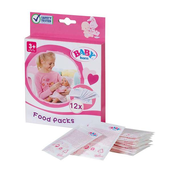 Детское питание Zapf Creation Baby Born 779-170