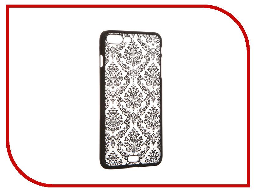 Аксессуар Чехол Activ Decor-01 Ultrathin для APPLE iPhone 7 Plus Black 61438<br>