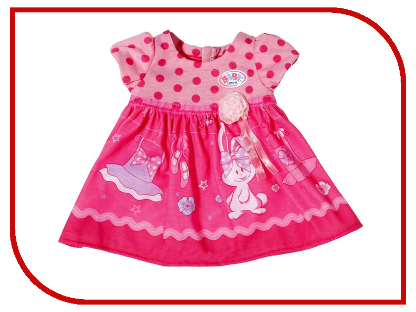 Игра Zapf Creation Baby Born Платья 822-111<br>
