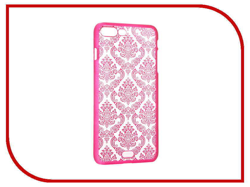 Аксессуар Чехол Activ Decor-01 Ultrathin для APPLE iPhone 7 Plus Rose 61440<br>