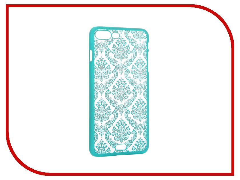 Аксессуар Чехол Activ Decor-01 Ultrathin для APPLE iPhone 7 Plus Green 61444<br>
