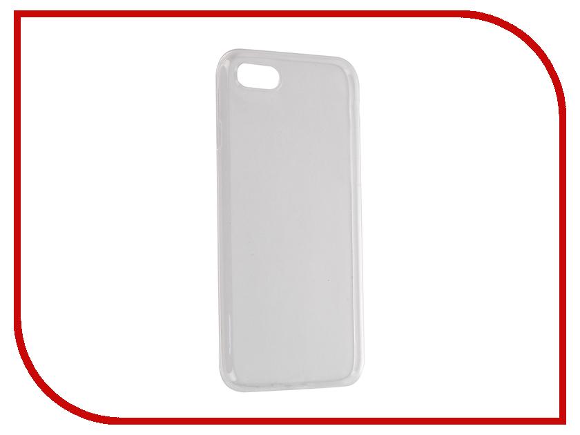 Аксессуар Чехол Activ Zero 3 Silicone Ultrathin для APPLE iPhone 7 White 61139