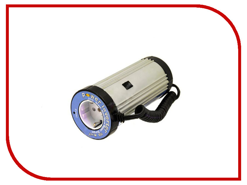 Автоинвертор Mega Electric S-32015 (150W) с 12В на 220В