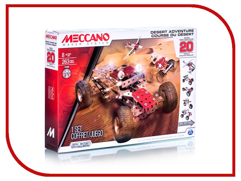 Игрушка Конструктор Meccano 91775<br>