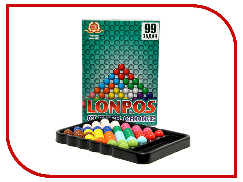 Игрушка Lonpos 99 Clever Choice<br>