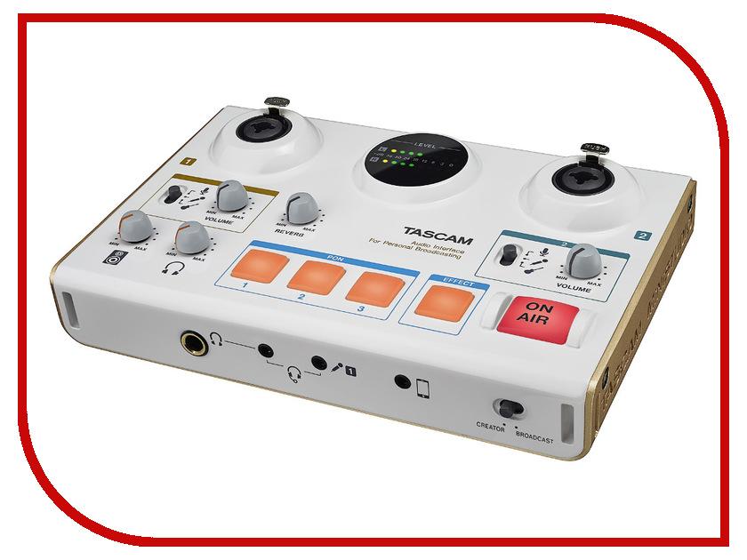 Аудиоинтерфейс Tascam US-42