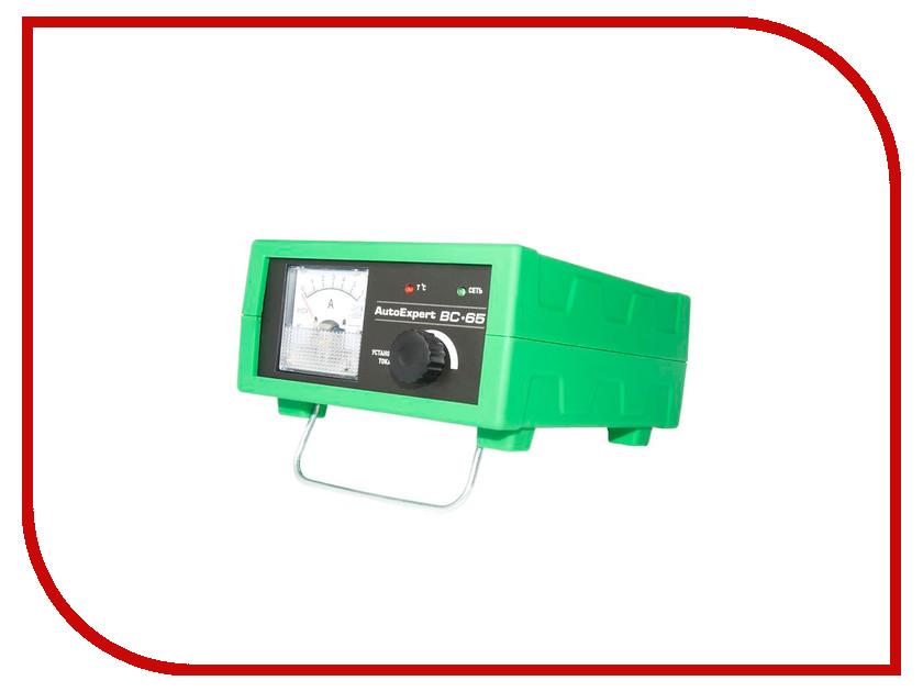 Зарядное устройство для автомобильных аккумуляторов AutoExpert BC-65