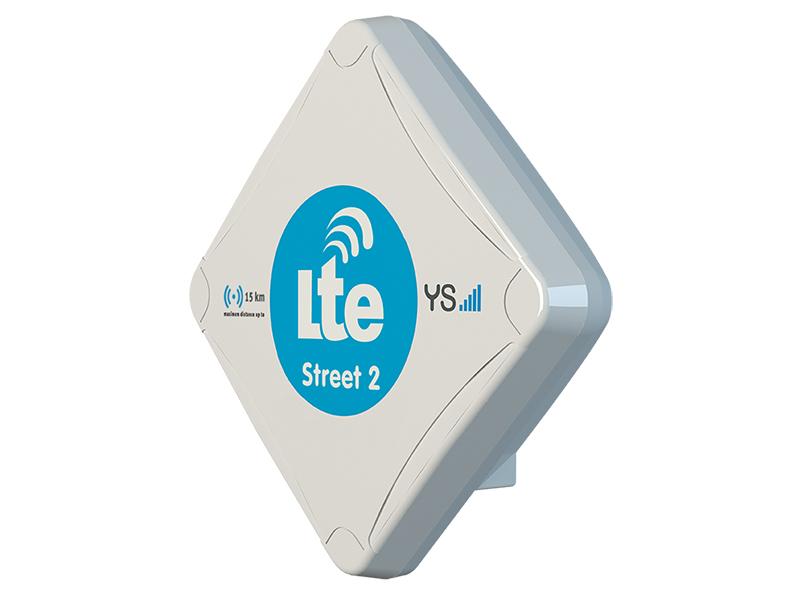 Wi-Fi усилитель YS System Street II