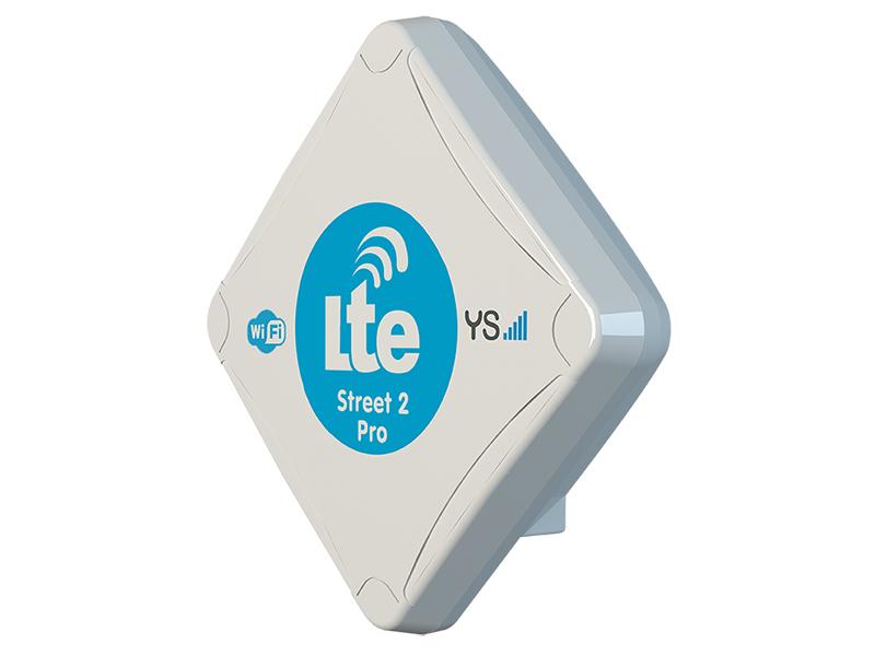 Wi-Fi усилитель YS System Street II Pro