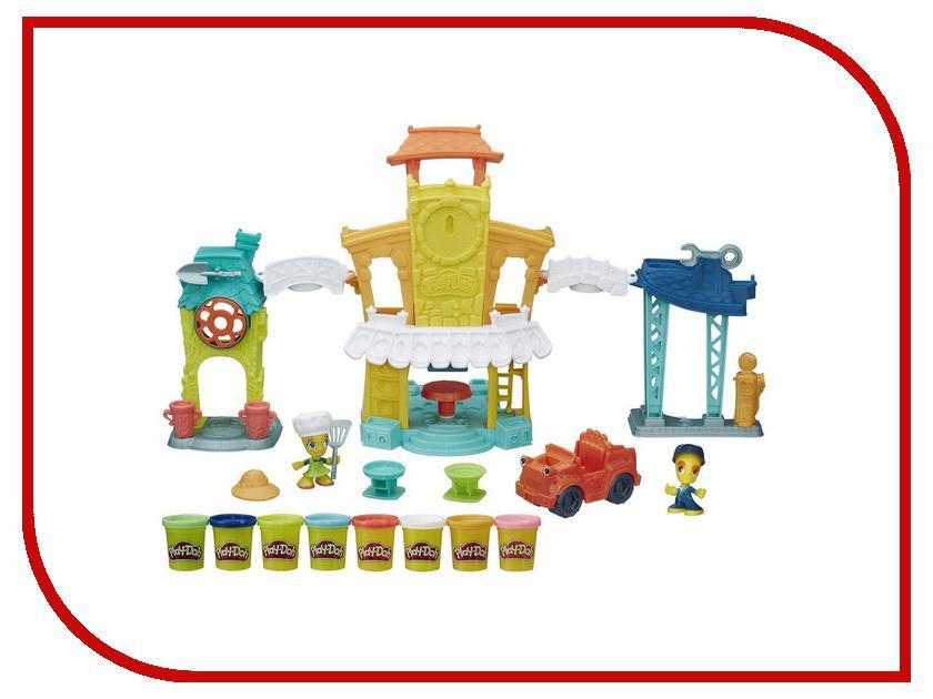 Игрушка Hasbro Play-Doh Главная улица B5868 play doh игровой набор магазинчик домашних питомцев