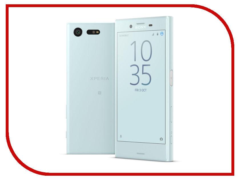 Сотовый телефон Sony F5321 Xperia X Compact Blue<br>
