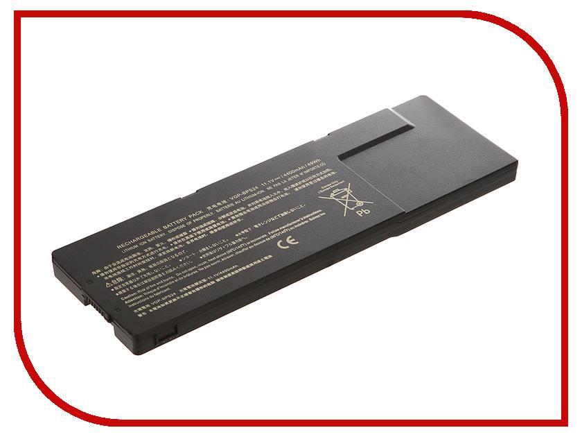 Аккумулятор Tempo BPS24-NOCD 11.1V 4400mAh для Sony Vaio VPC-S/VPC-SA/VPC-SB/VPC-SD/VPC-SE/VPC-SC/SVS13/SVS151 Series