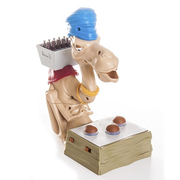 Игрушка Fotorama Плюющий верблюд 791C