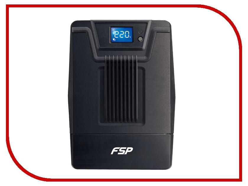 Источник бесперебойного питания FSP DPV650 650VA 360W цена и фото