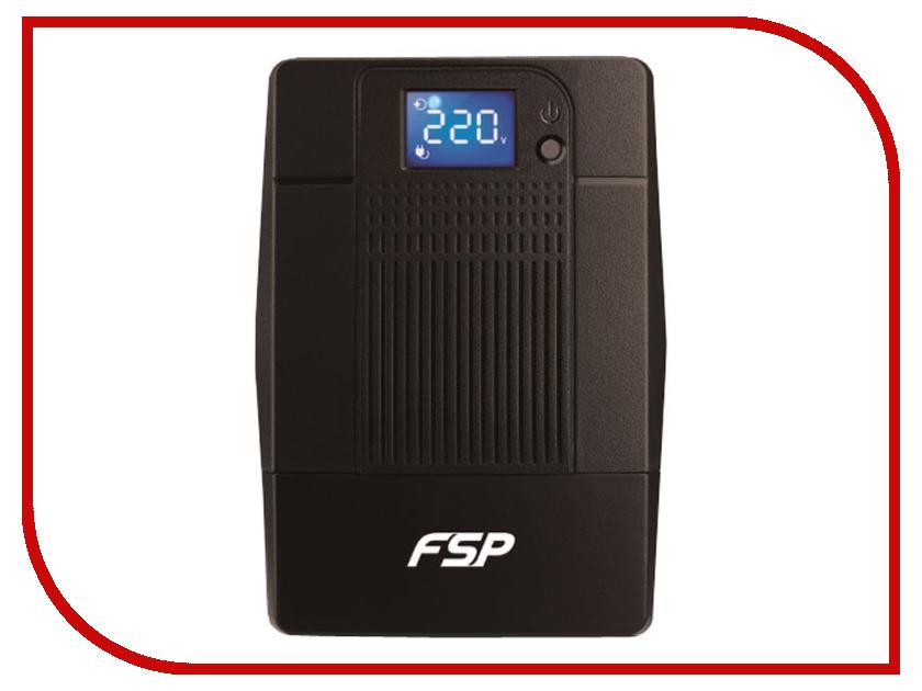 Источник бесперебойного питания FSP DPV850 850VA 480W