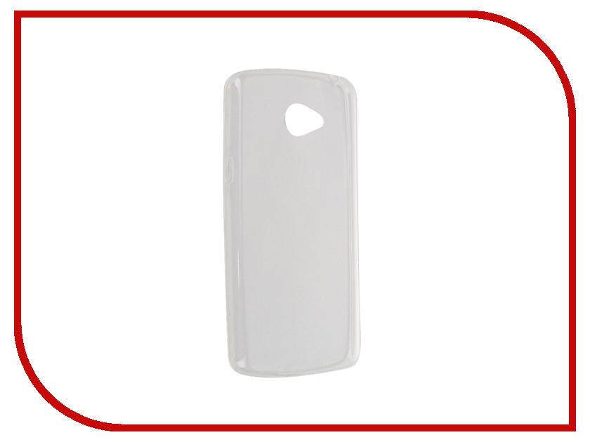 Аксессуар Чехол-накладка LG K5 iBox Crystal Transparent<br>