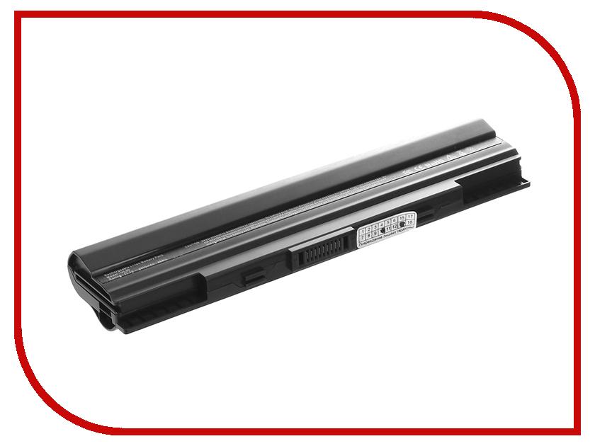 Аккумулятор Tempo UL20 11.1V 4400mAh для ASUS UL20/UL20A Eee PC 1201HA/1201N/1201NL/1201T/1201PN/EPC 1201/PRO23 Series