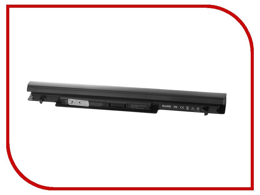 Аккумулятор Tempo K56 14.8V 2200mAh для ASUS K46/K56/A46/A56/S46/S56 Series<br>
