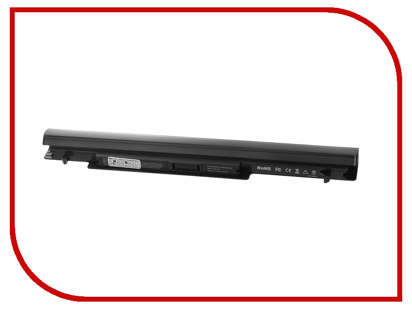 Аккумулятор Tempo K56 14.8V 2200mAh для ASUS K46/K56/A46/A56/S46/S56 Series