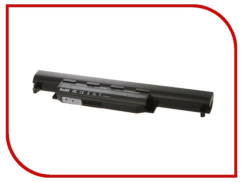 Аккумулятор Tempo K55 10.8V 4400mAh для ASUS K45/K55/K75/K95/A45/A55/A75/A95 Series