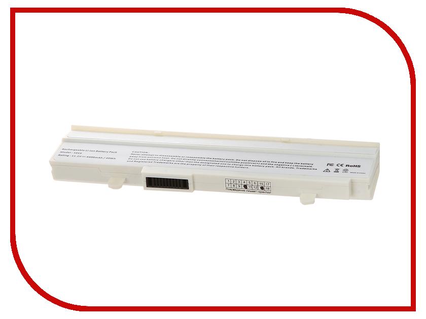 Аккумулятор Tempo 1015 11.1V 4400mAh White для ASUS Eee PC 1015PE/1015PED/1015PN/1015PW/1015T/1015B/1016/1215N/1215P/1215T/ VX6 Series