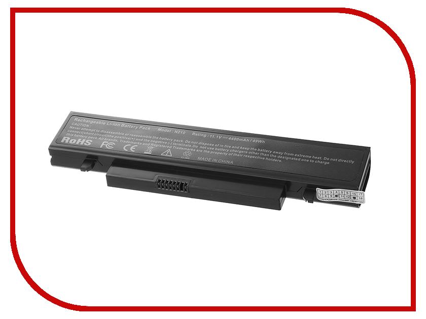 Аккумулятор Tempo X420 11.1V 4400mAh для Samsung N218P/N220P/NB30P/N210/Q328/Q330/X318/X320/X410/X418/X420/X520 Series