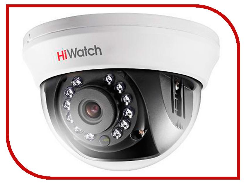Аналоговая камера HiWatch DS-T101 2.8mm стоимость