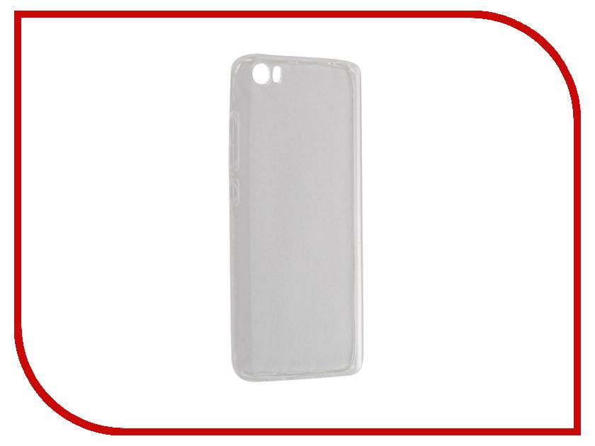 Аксессуар Чехол Xiaomi mi5 Zibelino Ultra Thin Case White ZUTC-XMi5-WHT