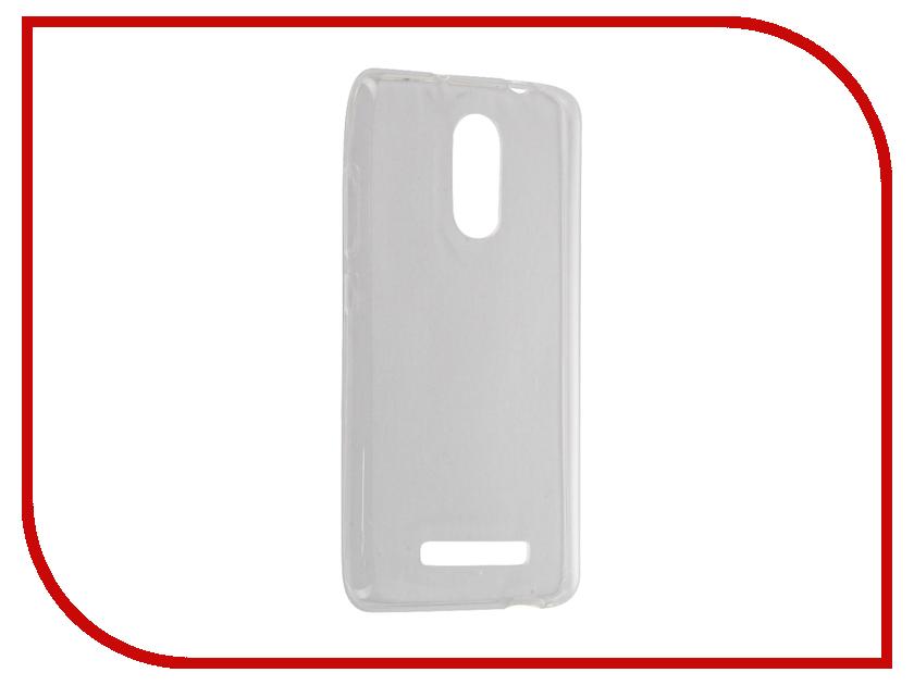 цена на Аксессуар Чехол Xiaomi Redmi Note 3 PRO Zibelino Ultra Thin Case White ZUTC-XMI-RDM-NOT3-PRO-WHT