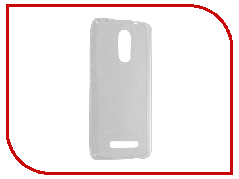 Аксессуар Чехол Xiaomi Redmi Note 3 PRO Zibelino Ultra Thin Case White ZUTC-XMI-RDM-NOT3-PRO-WHT xiaomi redmi note 3