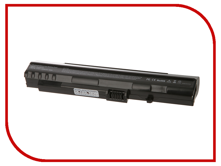 Аккумулятор Tempo One 11.1V 4400mAh для Acer Aspire One A110/A150/D250/e-Machines 250/ZG5 Series мяч футбольный larsen kicker run размер 5