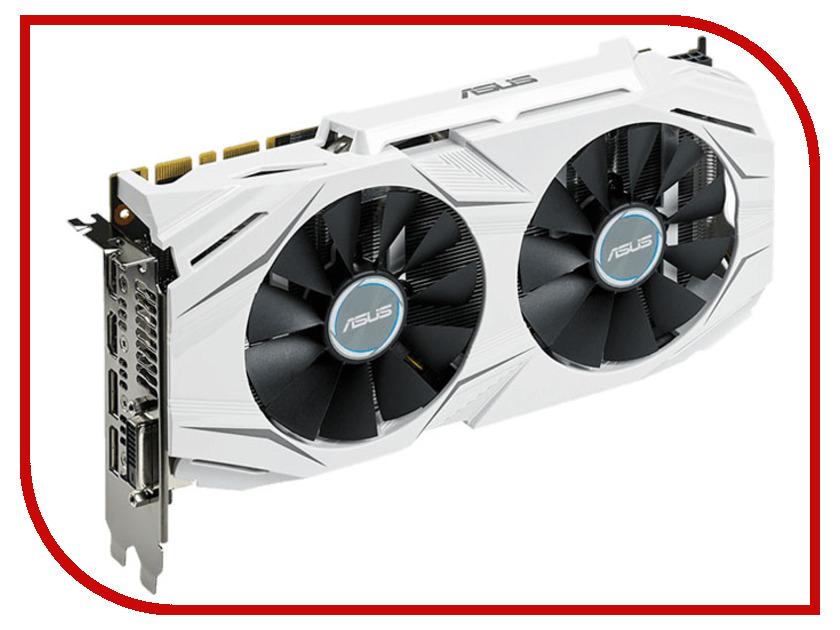 Видеокарта ASUS Radeon RX 480 1300Mhz PCI-E 3.0 4096Mb 7000Mhz 256 bit DVI 2xHDMI HDCP DUAL-RX480-O4G
