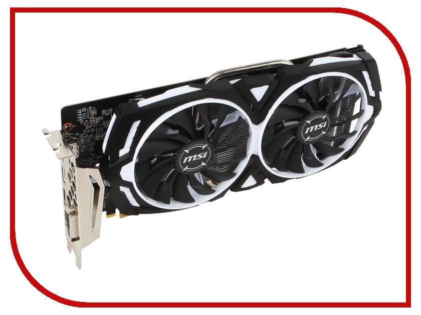 Видеокарта MSI GeForce GTX 1060 1544Mhz PCI-E 3.0 3072Mb 8008Mhz 192 bit DVI 2xHDMI HDCP GTX 1060 ARMOR 3G OCV1 купить geforce gtx 980 msi