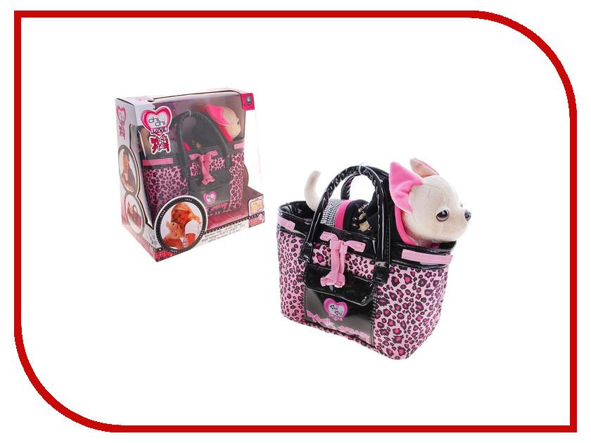 Игрушка Simba Чихуахуа Рок-звезда с сумкой 145729<br>