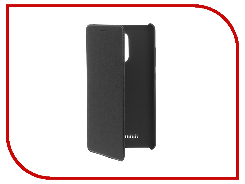 Аксессуар Чехол Xiaomi Redmi Note 3 Flip Case Black