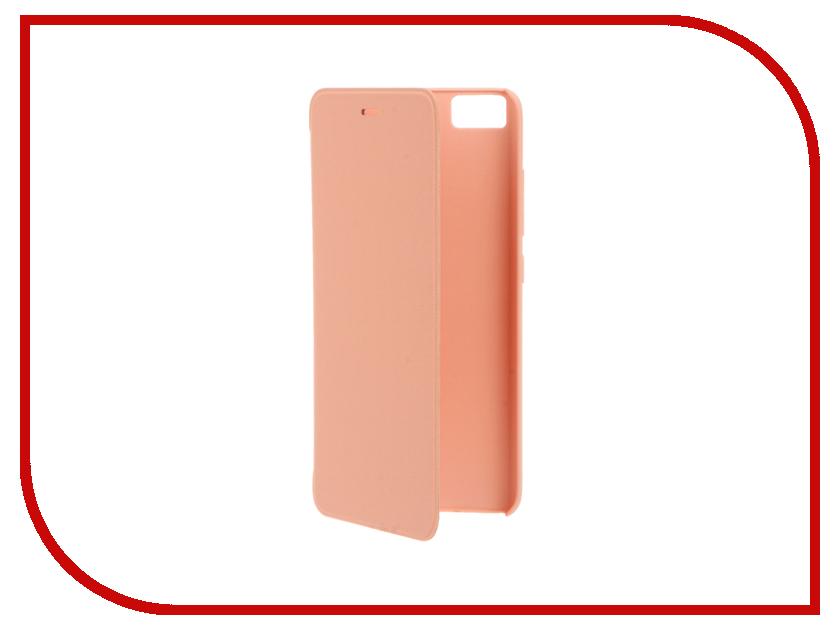 Аксессуар Чехол Xiaomi Mi5 Smart Flip Case Light Pink<br>