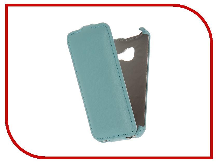 Аксессуар Чехол Samsung Galaxy J1 mini 2016 SM-J105H/DS Zibelino Classico Blue ZCL-SAM-J1MINI-2016-BLU<br>