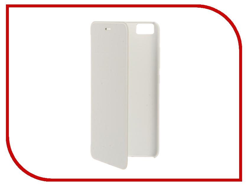 Аксессуар Чехол Xiaomi Mi5 Smart Flip Case White<br>