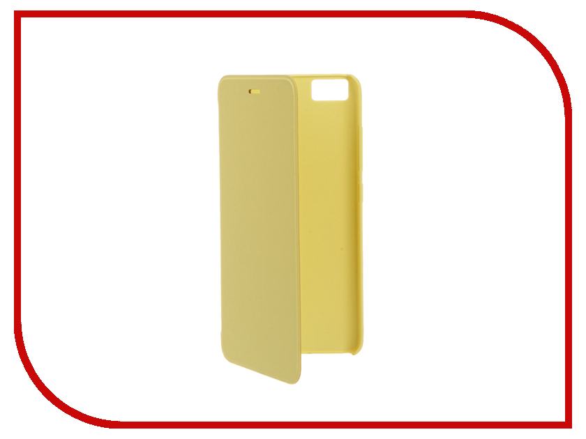 Аксессуар Чехол Xiaomi Mi5 Smart Flip Case Yellow<br>