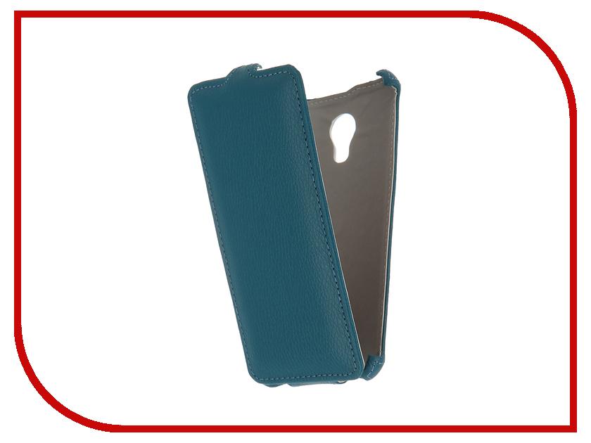 Аксессуар Чехол Meizu M3s Mini Zibelino Classico Turquoise ZCL-MZ-M3S-MINI-TQS<br>