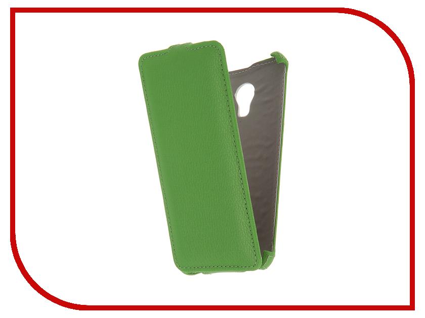Аксессуар Чехол для Meizu M3s Mini Zibelino Classico Green ZCL-MZ-M3S-MINI-GRN