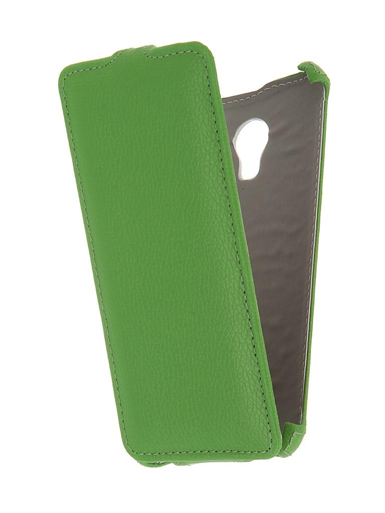 Аксессуар Чехол Zibelino для Meizu M3s Mini Classico Green ZCL-MZ-M3S-MINI-GRN аксессуар чехол lg x power 2 m320 zibelino classico black zcl lg m320 blk
