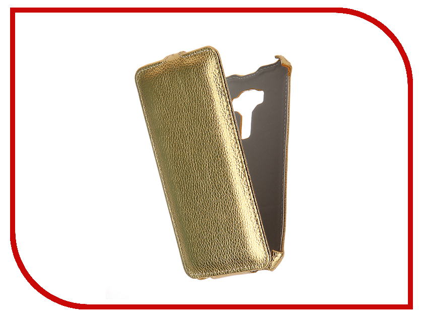 Аксессуар Чехол ASUS ZenFone 3 ZE520KL Zibelino Classico Gold ZCL-ASU-ZE520KL-GLD аксессуар чехол asus zenfone go tv zb551kl zibelino classico black zcl asu zb551kl blk
