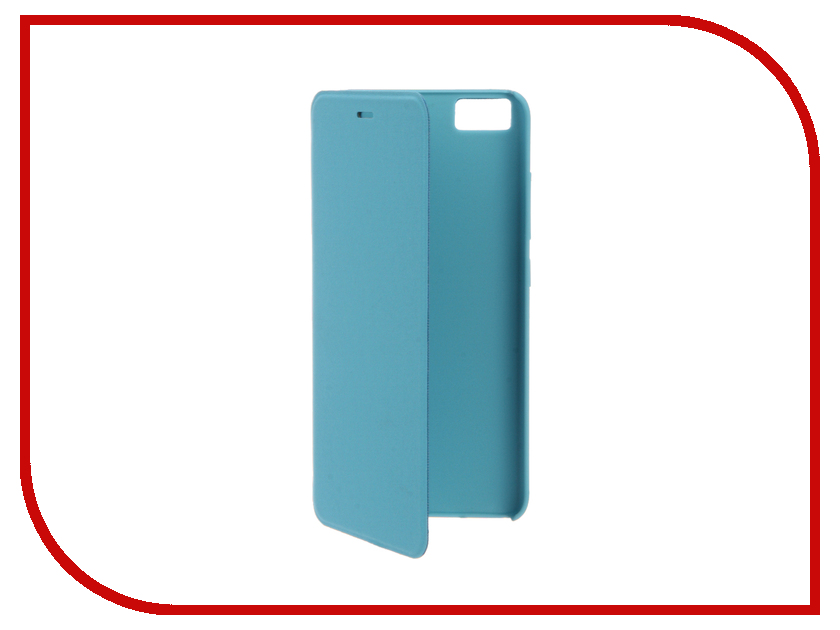 Аксессуар Чехол Xiaomi Mi5 Smart Flip Case Blue
