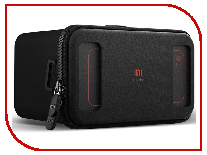 Очки виртуальной реальности Xiaomi Mi VR Black vr boss fov120 immersive 3d vr headset black white
