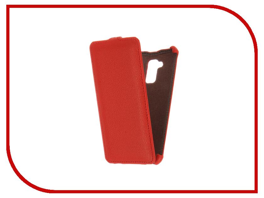 Аксессуар Чехол ASUS ZenFone 3 MAX ZC520TL Zibelino Classico Red ZCL-ASU-ZC520TL-RED аксессуар чехол asus zenfone 3 ze520kl zibelino classico zcl asu ze520kl blk