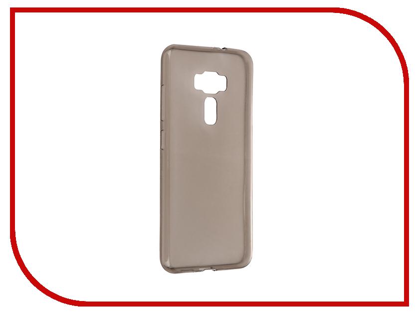 Аксессуар Чехол ASUS ZenFone 3 ZE552KL Zibelino Ultra Thin Case Black ZUTC-ASU-ZE552KL-BLK<br>